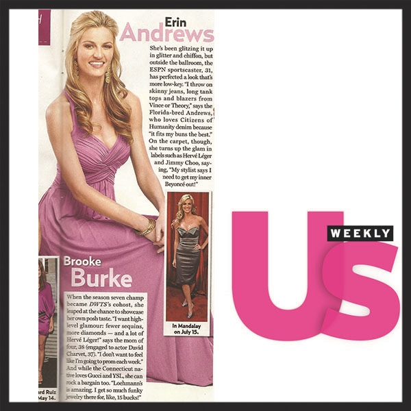Erin Andrews  -  Us Weekly