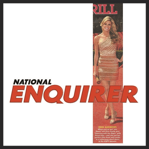 National Enquirer -   Erin Andrews