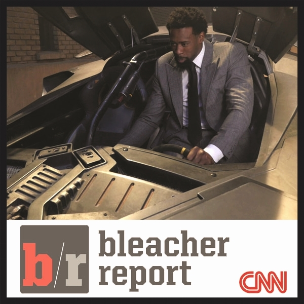 "Bleacher Report: The Life  - "" DeAndre Jordan  Gets Sneak Peek at New Batmobile"""