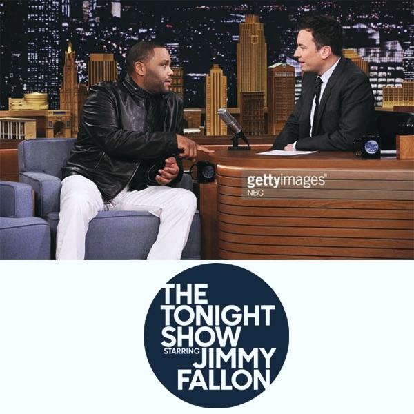 Anthony Anderson  -  The Tonight Show  with Jimmy Fallon