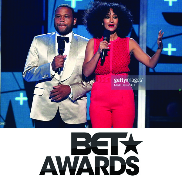 Anthony Anderson  -  BET Awards