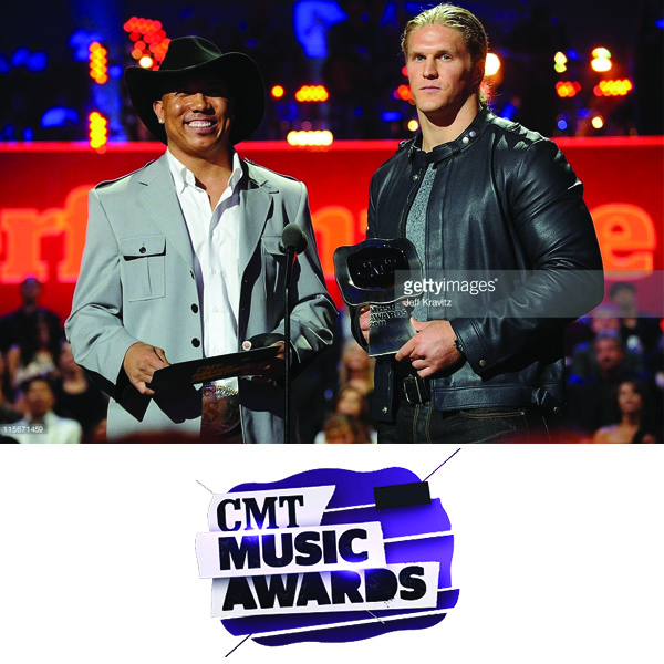 Clay Matthews  -  CMT Music Awards