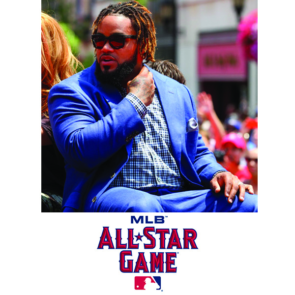 Prince Fielder  - MLB All Star