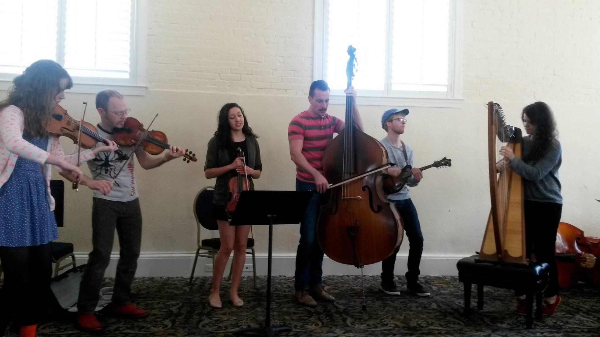 2014 Acoustic Music Seminar at the Savannah Music Festival