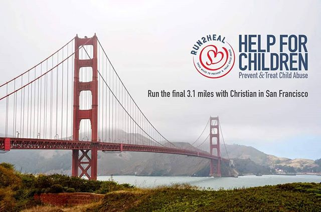 Today is the day. To sign up or donate, go to run2Heal.hfc.org