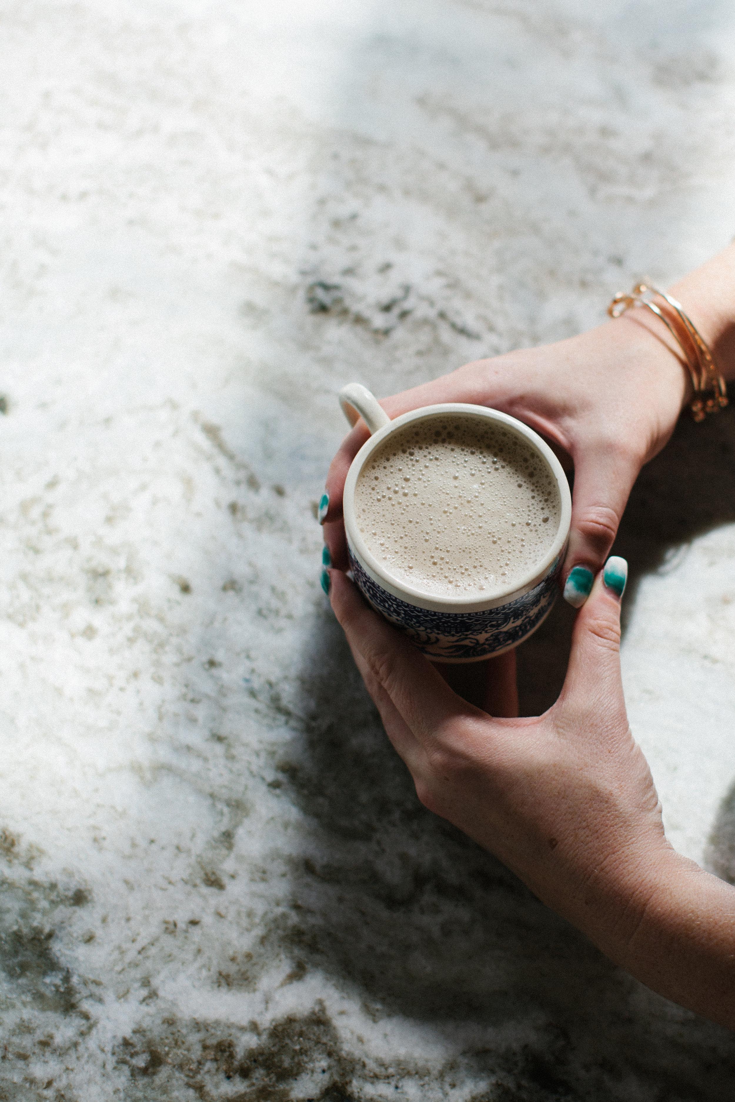 Dairy Free Bulletproof Coffee Recipe (aka Keto Coffee)