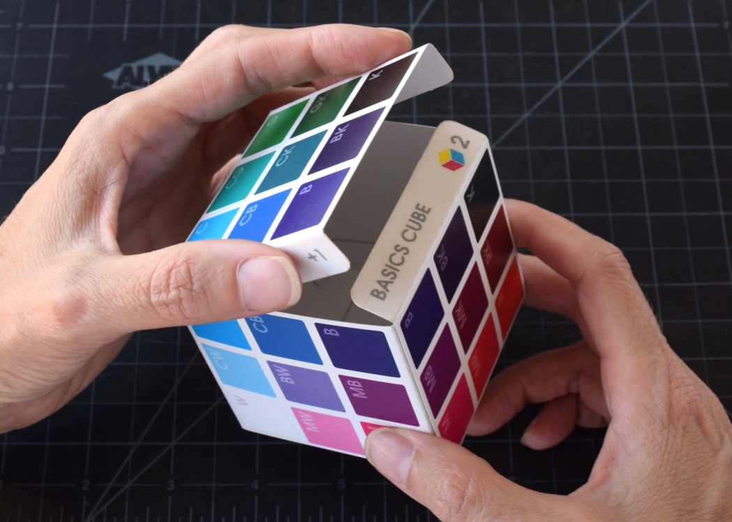 closing the Cube