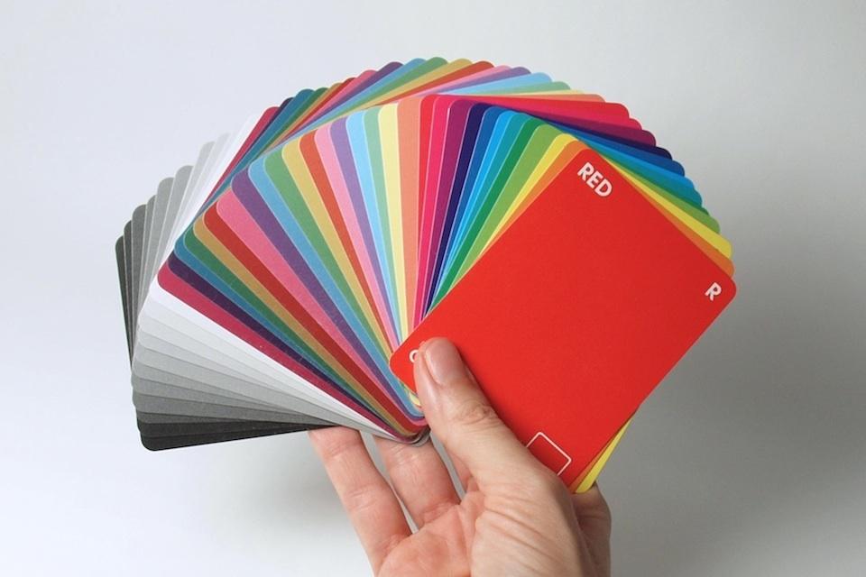 Colour Basics  deck  | reinvent your wheel
