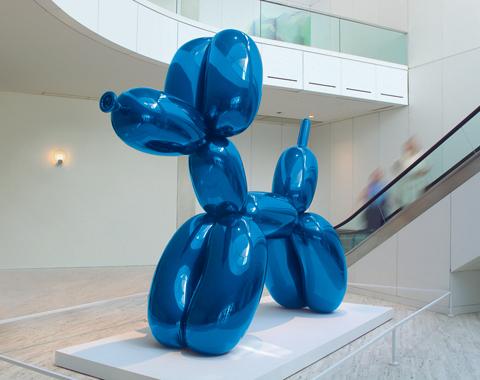 Balloon Dog  | Jeff Koons