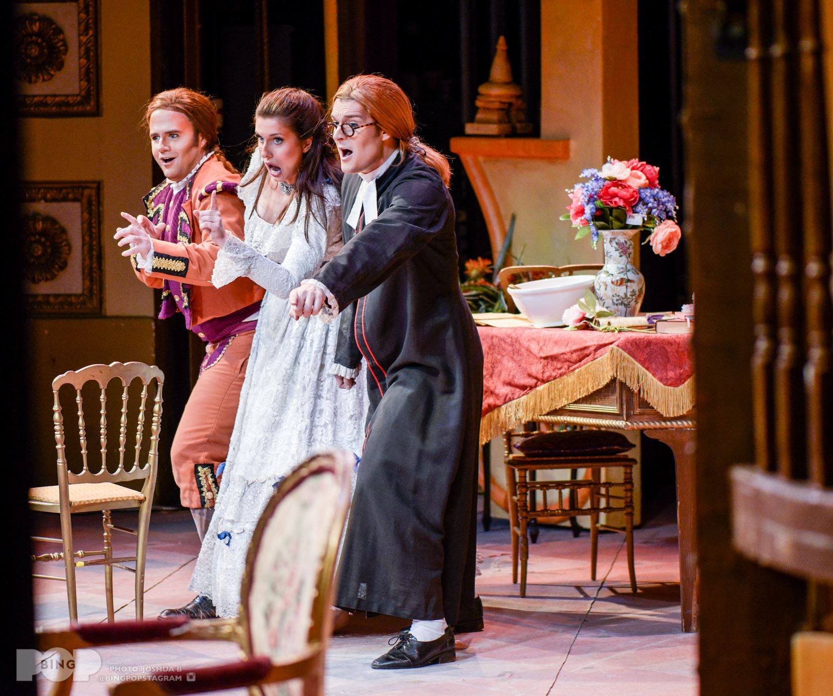 Tri Cities Opera: The Barber of Sevile