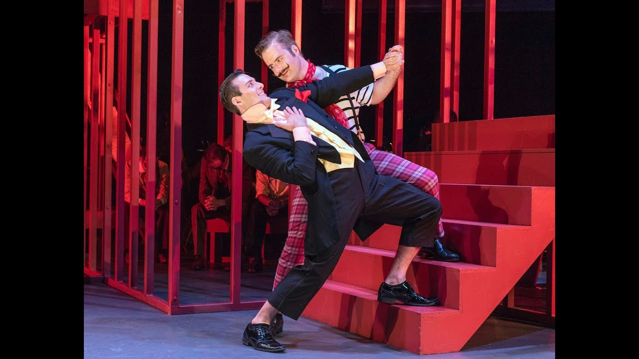 Opera Saratoga: The Cradle Will Rock