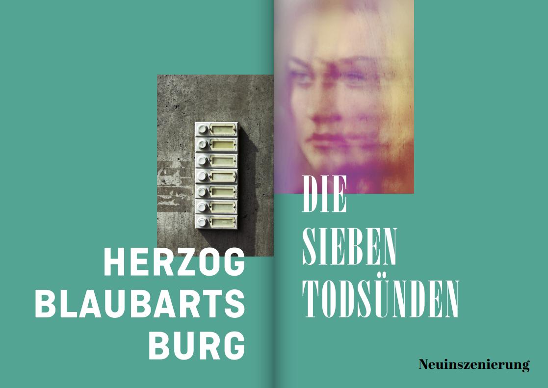 Die Sieben Todsünden - Neuinszenierung - Kurt Weill - March 1 bis 31 March