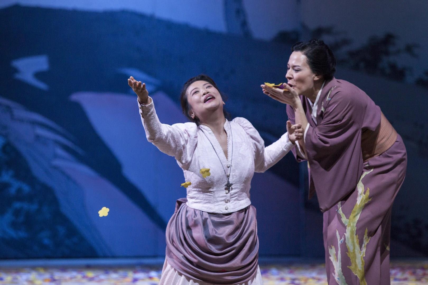 Madama Butterfly - Wiederaufnahme - Giacomo Puccini - March 13 bis June 16