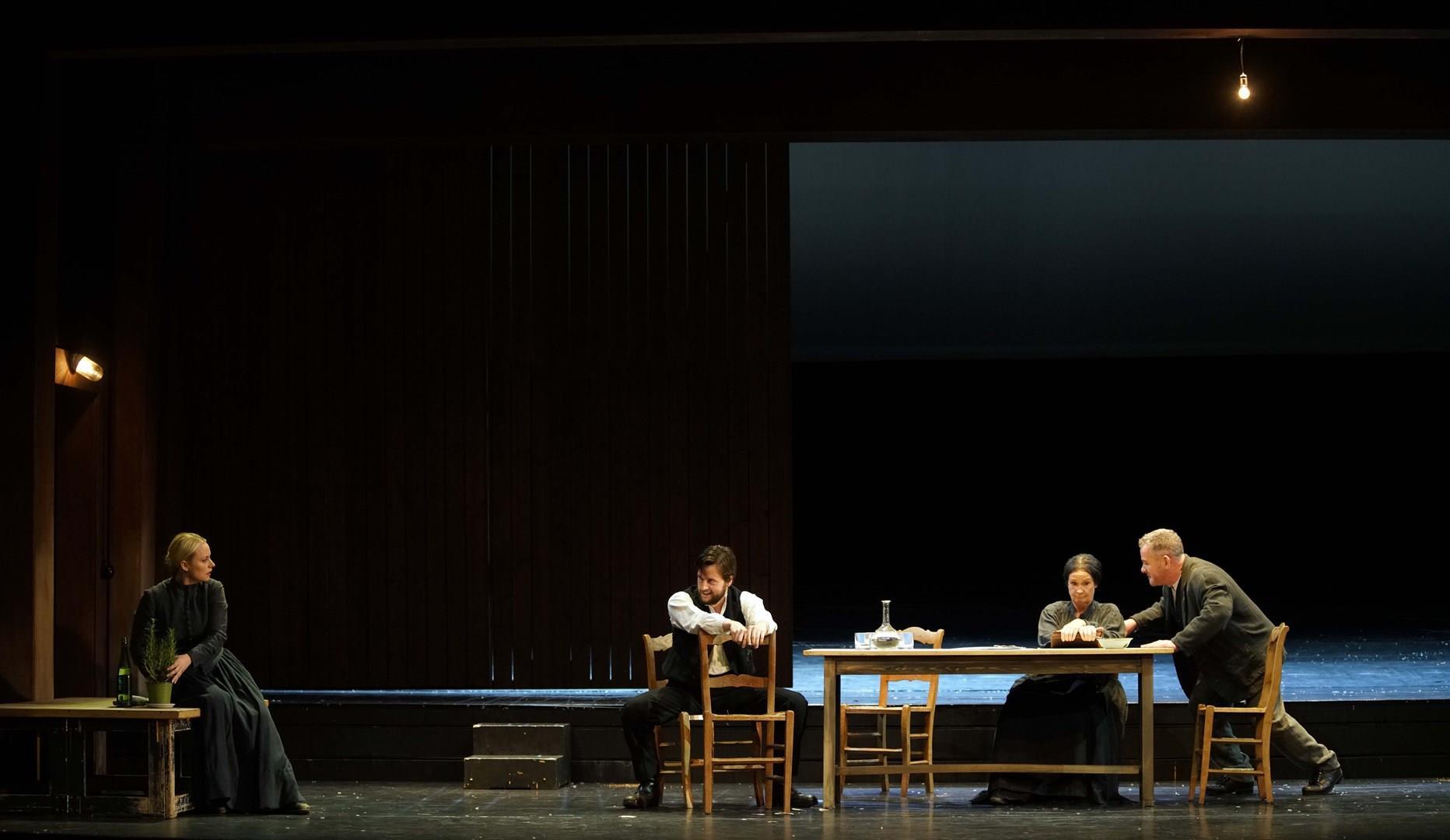 Altgesell (Jenufa) - Hessisches Staatstheater Wiesbaden