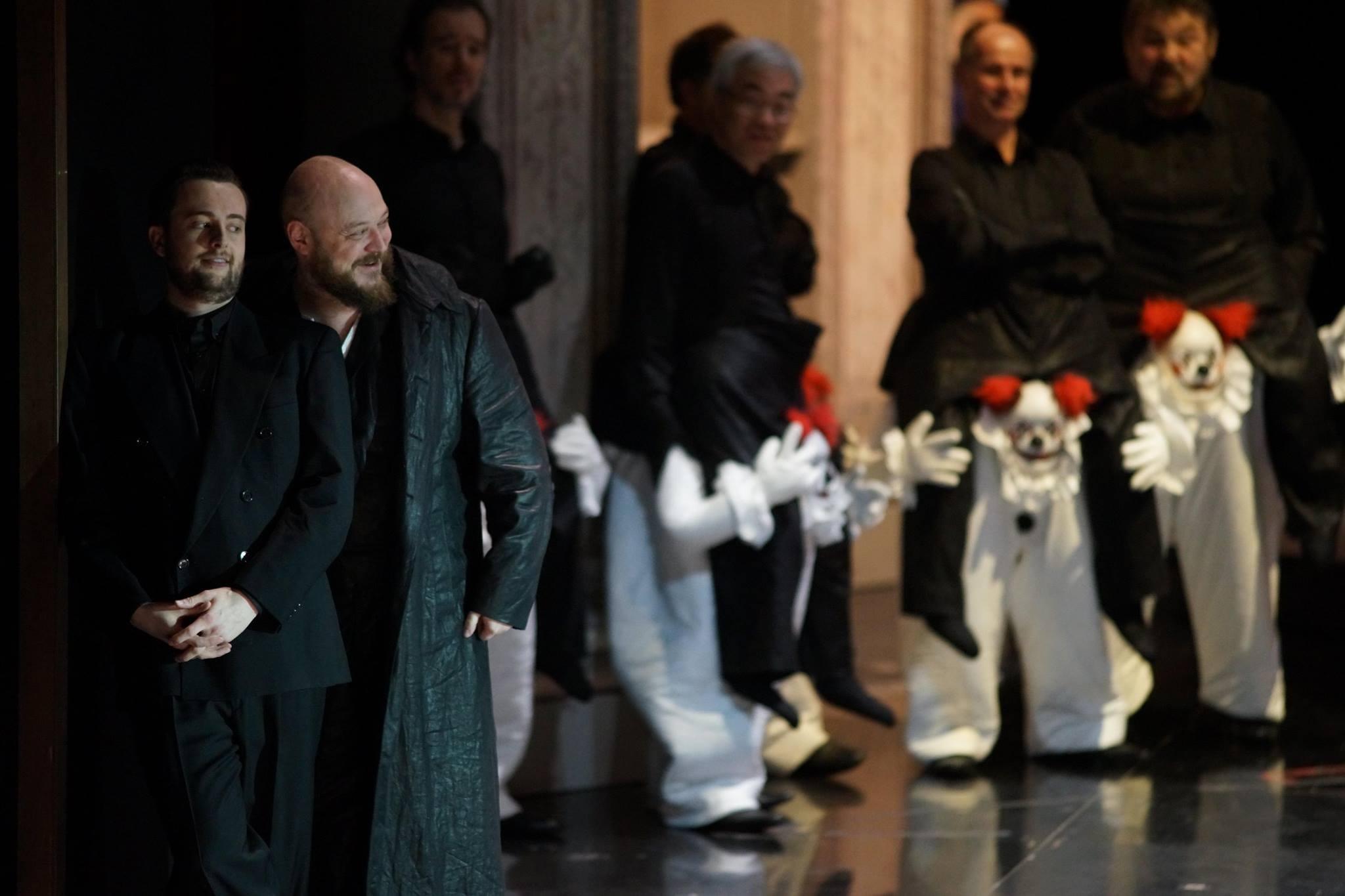 Marullo (Rigoletto) - Hessisches Staatstheater 2019