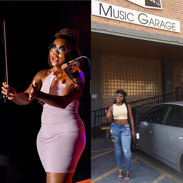 🅝🅔🅦 🅞🅡🅘🅖🅘🅝🅐🅛 🅜🅤🅢🅘🅒 🅞🅝 🅣🅗🅔 🅦🅐🅨 #itsthewave  #chicagoviolinist #empirefox #blackgirlsrock #nbatv