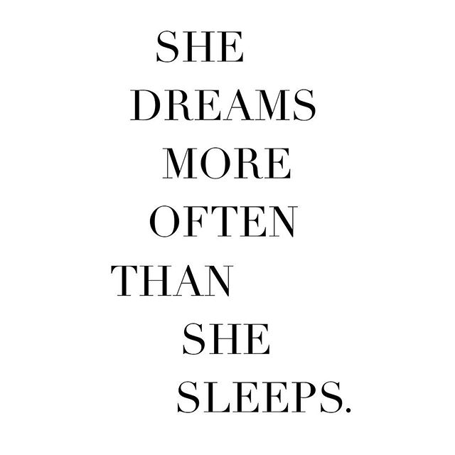 This couldn't have been truer this week. #happyfriday #dream