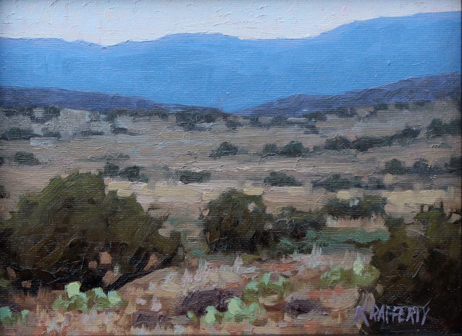 Kyle Rafferty  - Above Cottonwood