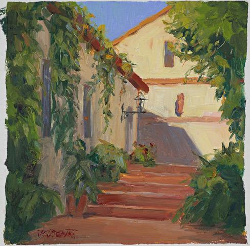Italian Light - Jane Barton