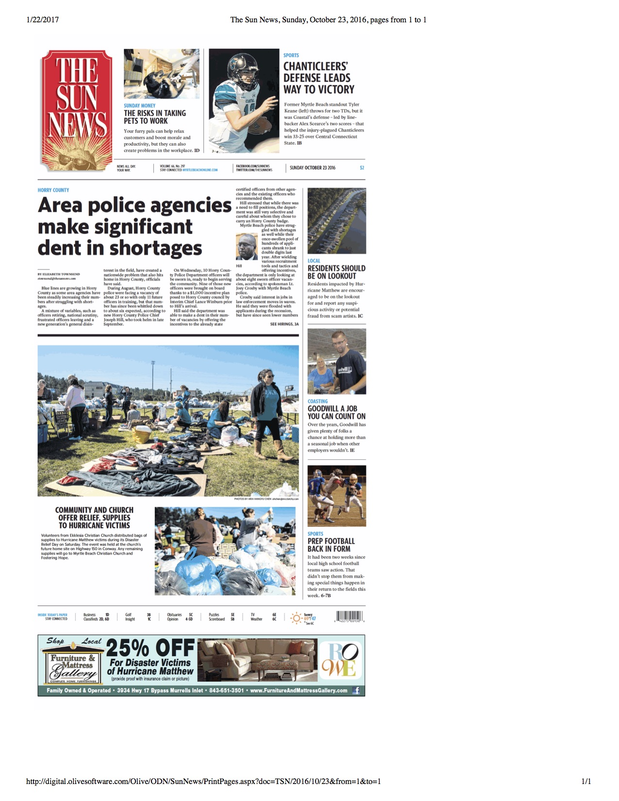 The Sun News, Sunday, October 23, 2016, pages from 1 to 1.jpg