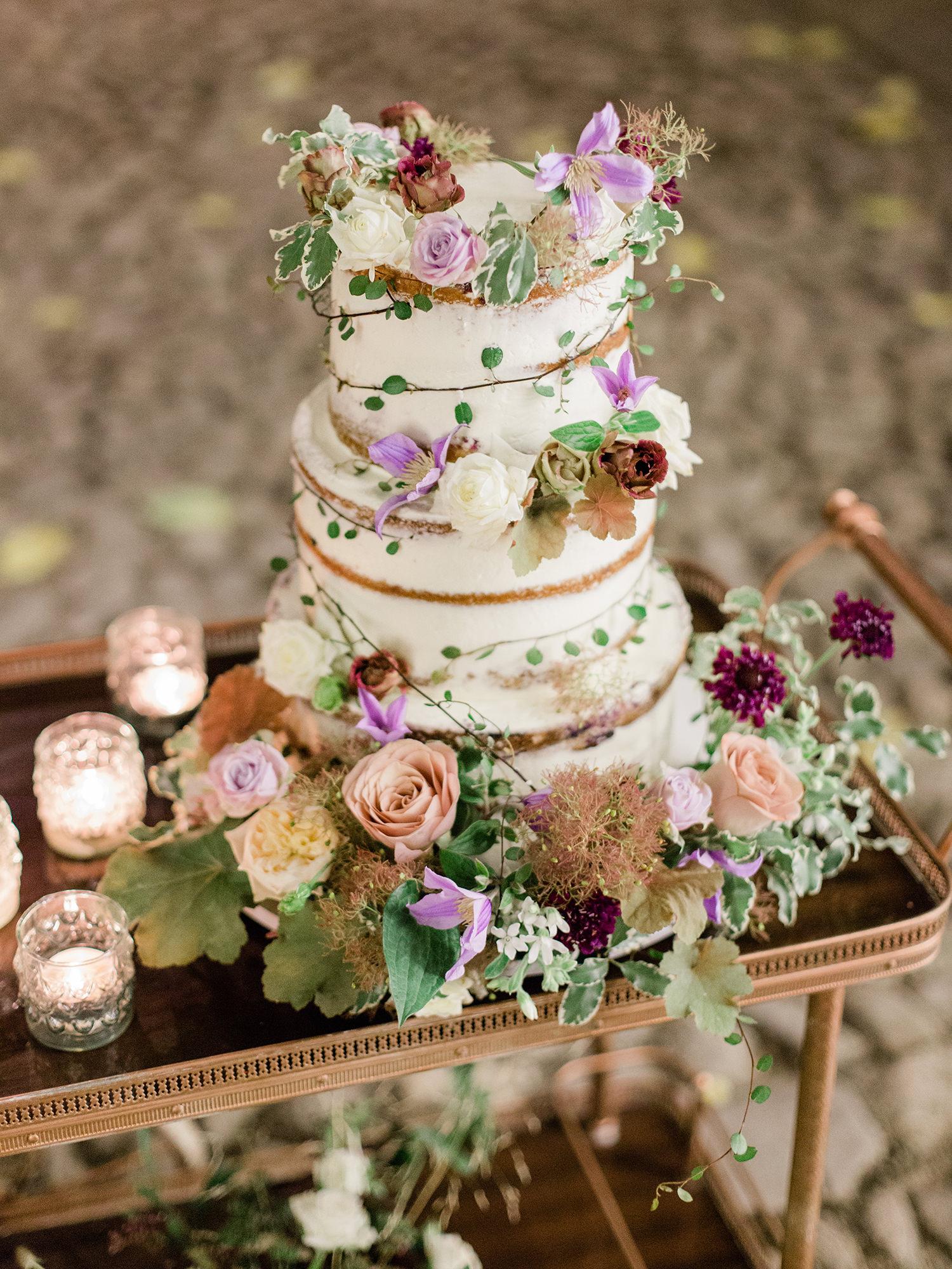 wedding cake barcelona