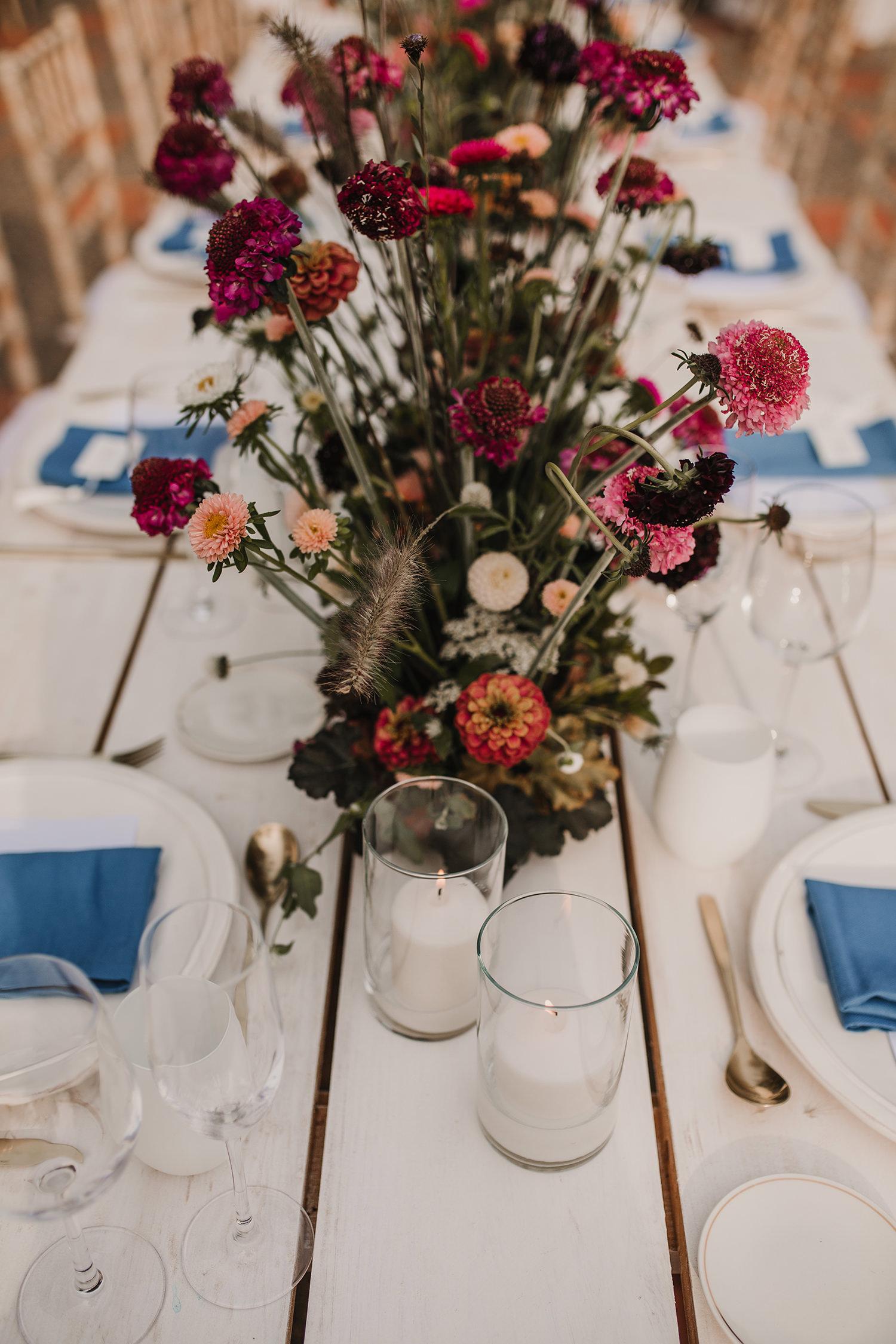 flores boda mas sant llei