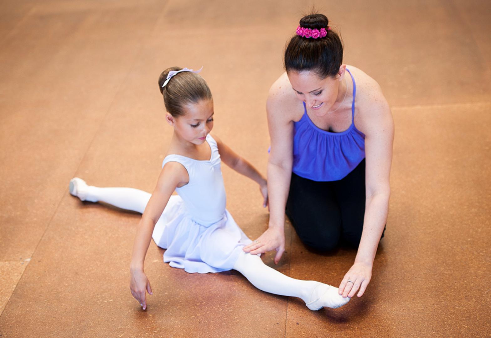 Dance teachers Melbourne Mathis Dance Studios