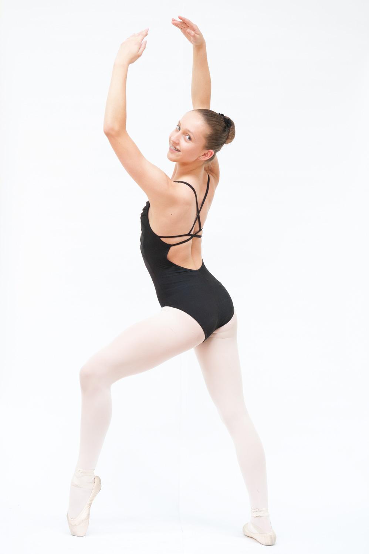 Pointe and Advanced Ballet  Mathis Dance Studios uniform