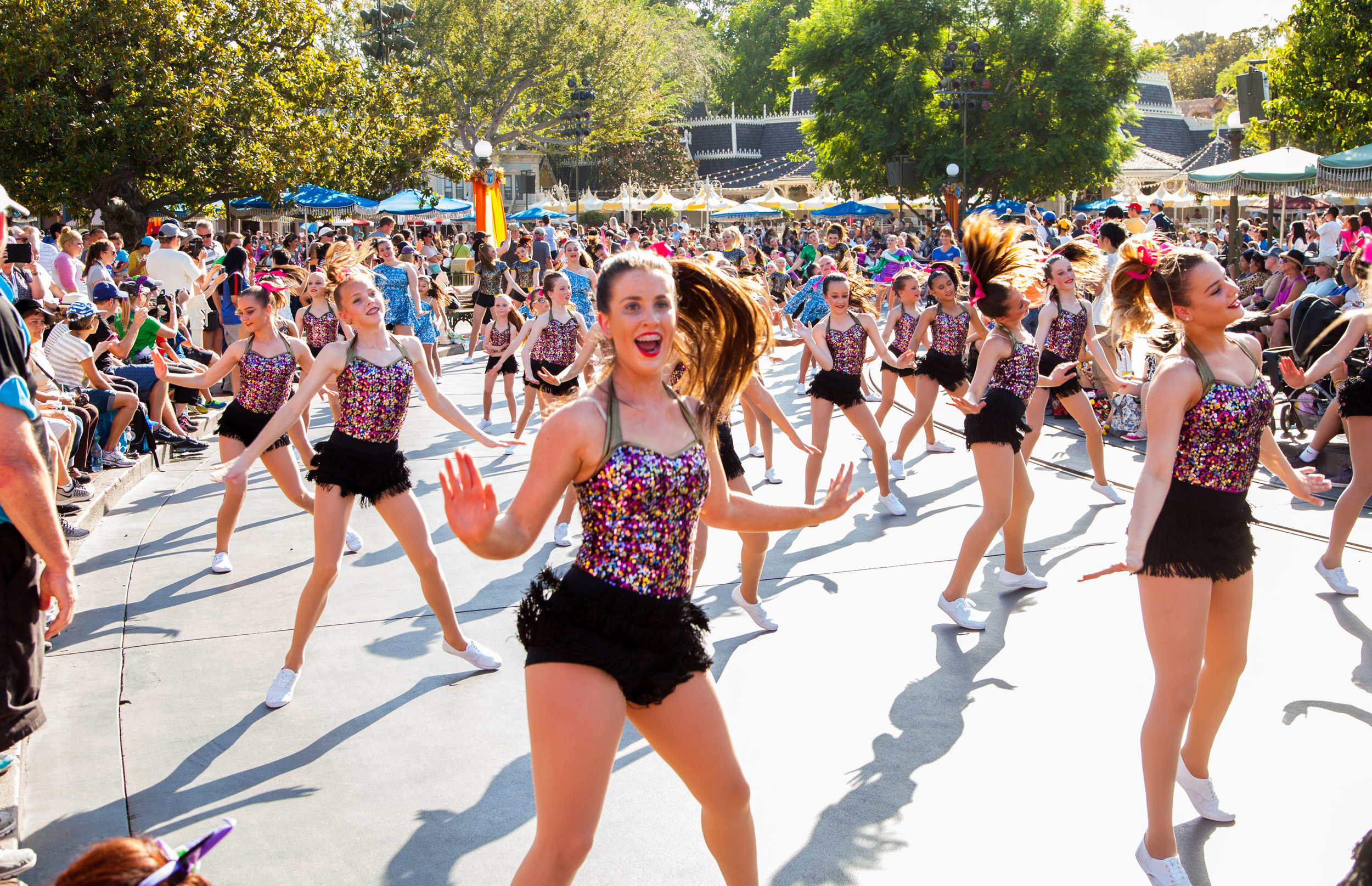 Dance Around the World Tour Disneyland Mathis Dance Studios Melbourne