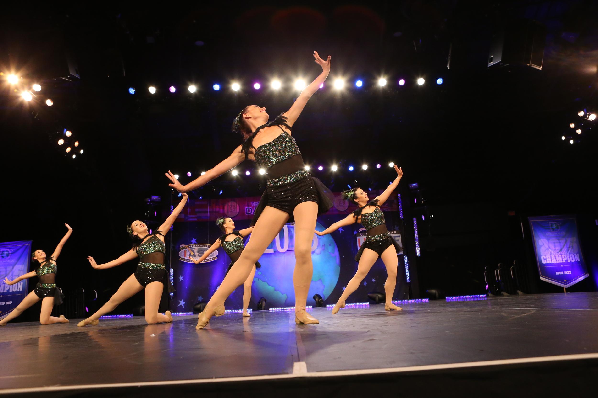 Dance World Championships USASF Mathis Dance Studios Melbourne Australia