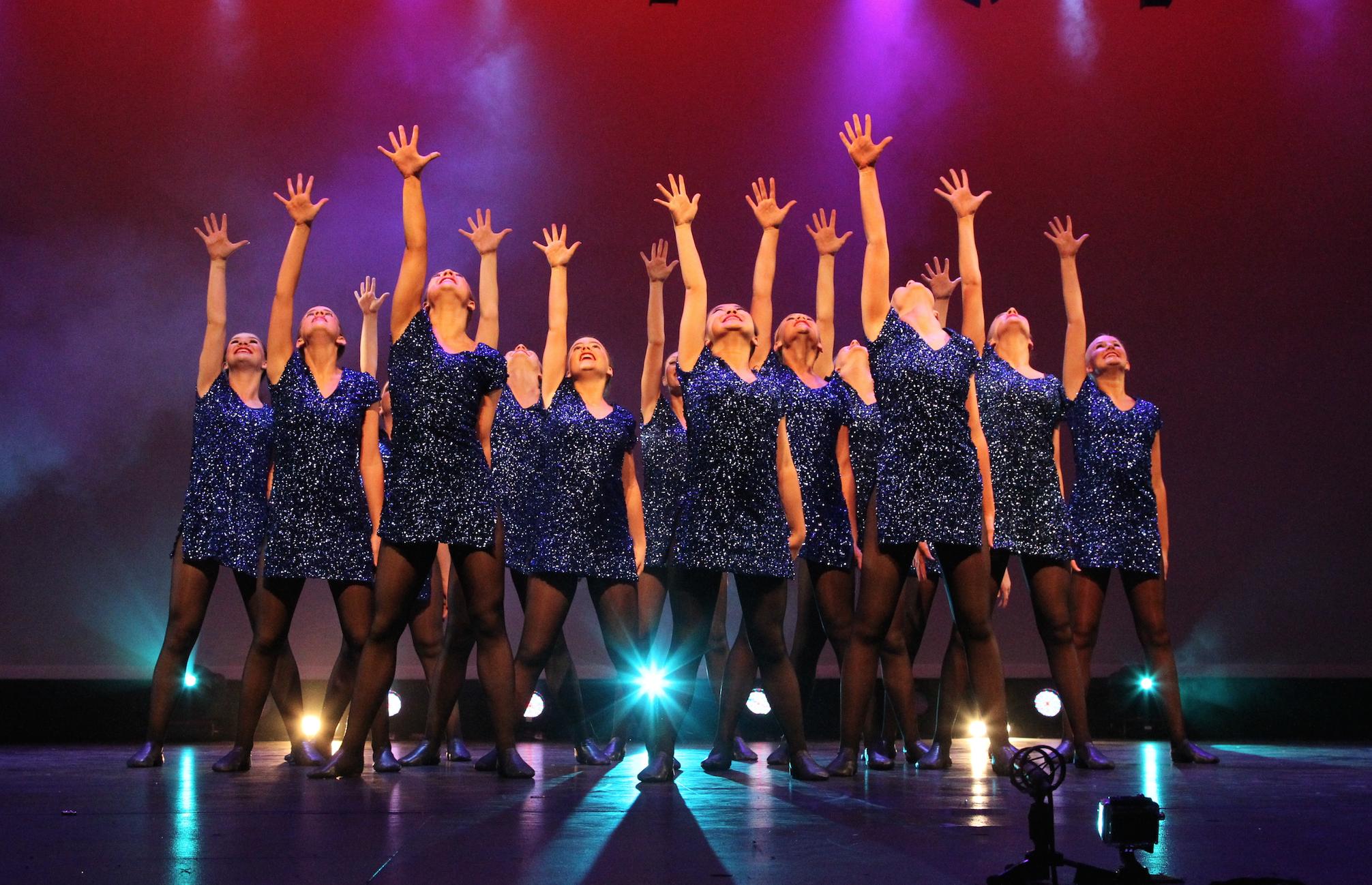 Dace Cancer Initiative DCI Mathis Dance Studios Melbourne