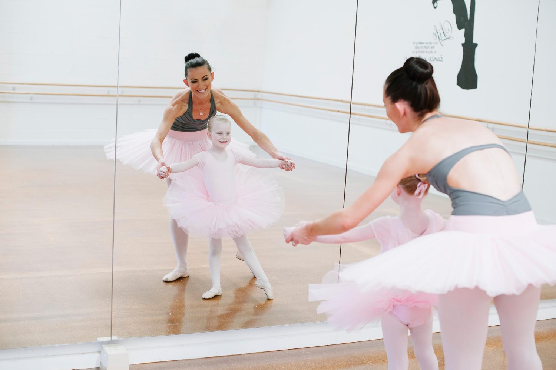 Ballet classes Mathis Dance Studios Melbourne