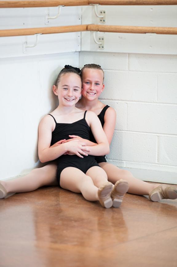 Dance friendship Mathis Dance Studios
