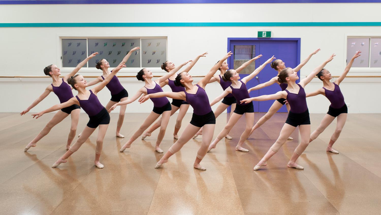 Contemporary Lyrical Neoclassical Dance classes Melbourne Mathis Dance Studios