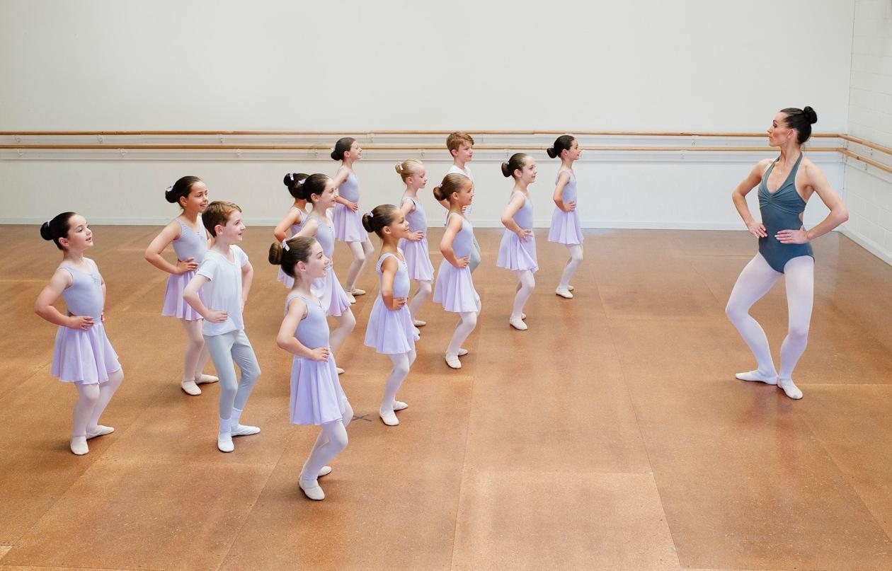 Ballet dance classes Cecchetti Mathis Dance Studios Melbourne