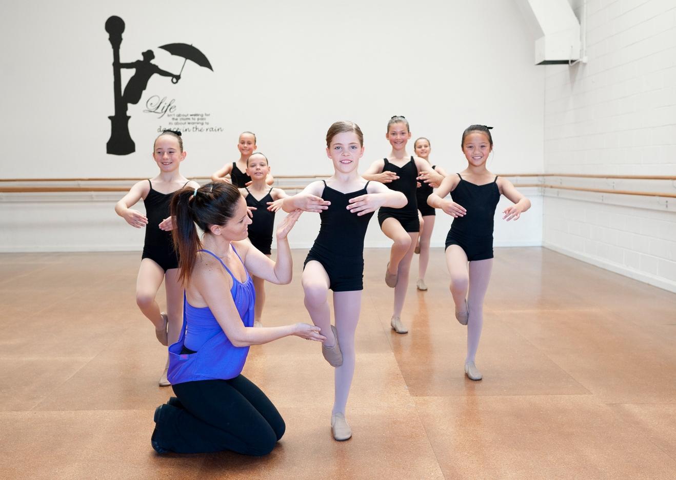 Jazz dance classes Mathis Dance Studios Melbourne