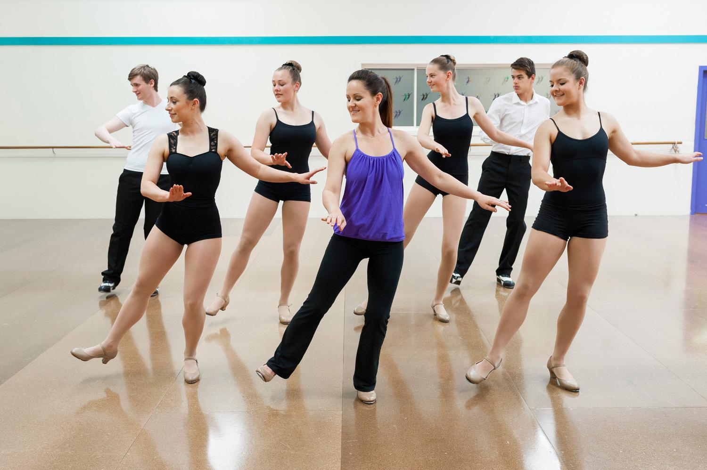 Tap dance classes Mathis Dance Studios Melbourne