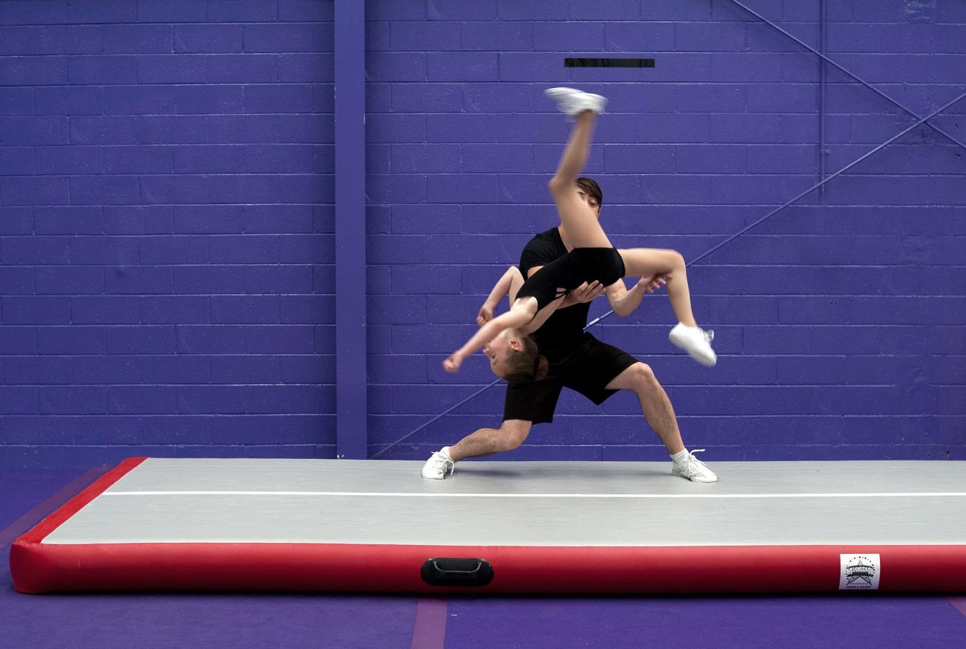 Acrobatics gymnastic classes Mathis Dance Studios Melbourne