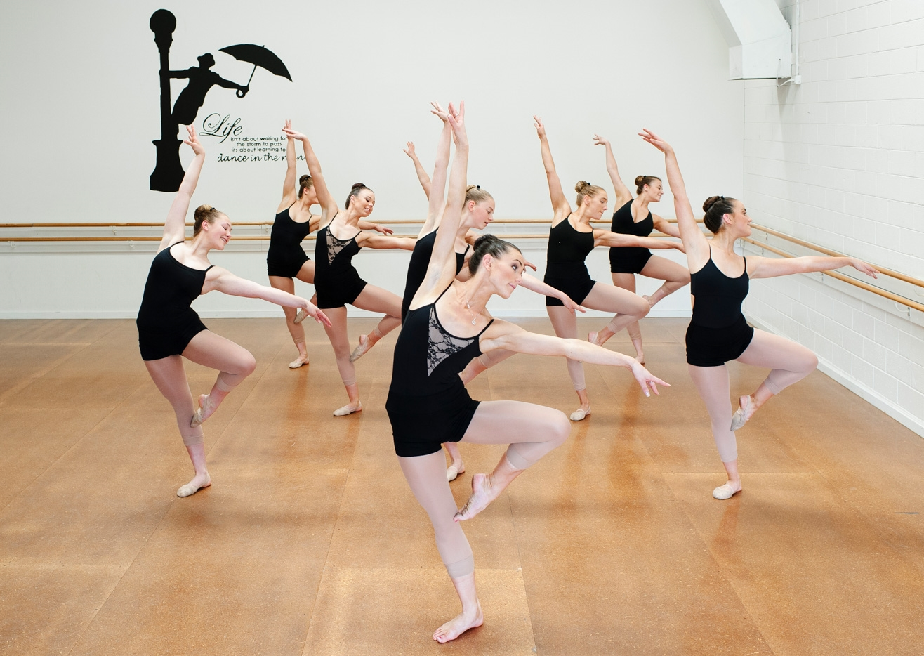 VCE dance Melbourne Mathis Dance Studios