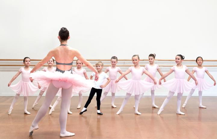 Ballet dance classes Melbourne Mathis Dance Studios