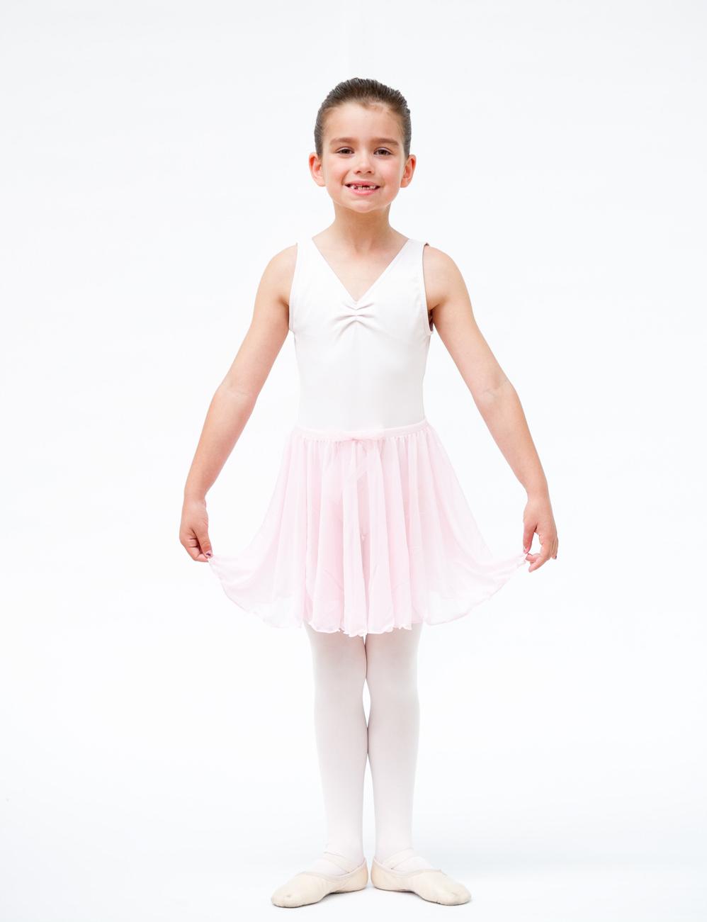 Pre-Primary and Primary age Mathis Dance Studios uniform