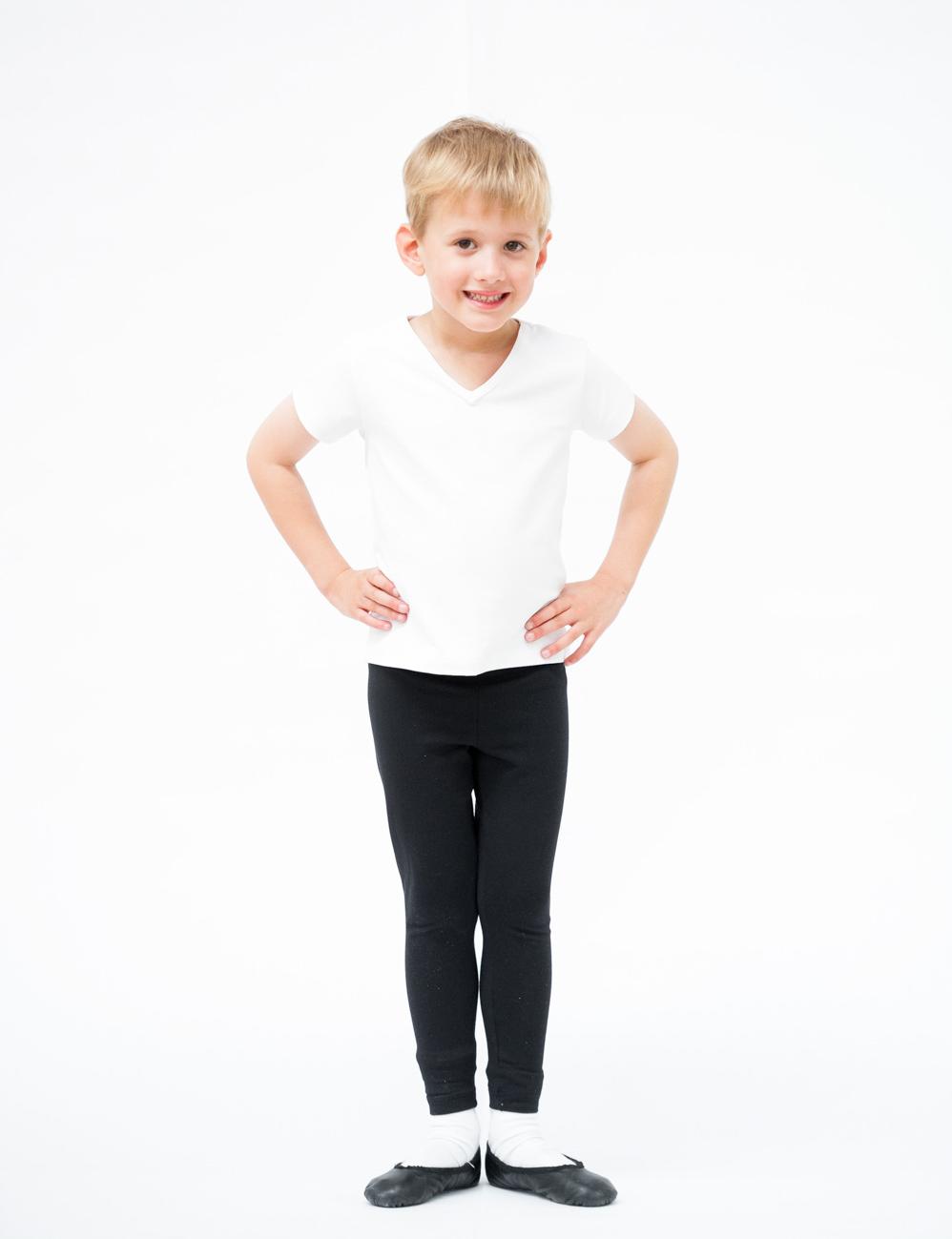Boys Mathis Dance Studios uniform