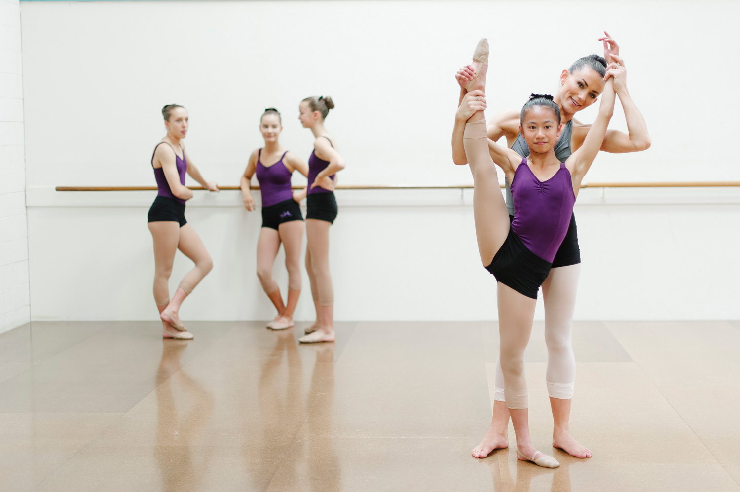 Contemporary Lyrical Neoclassical Dance classes Melbourne Mathis Dance Studios