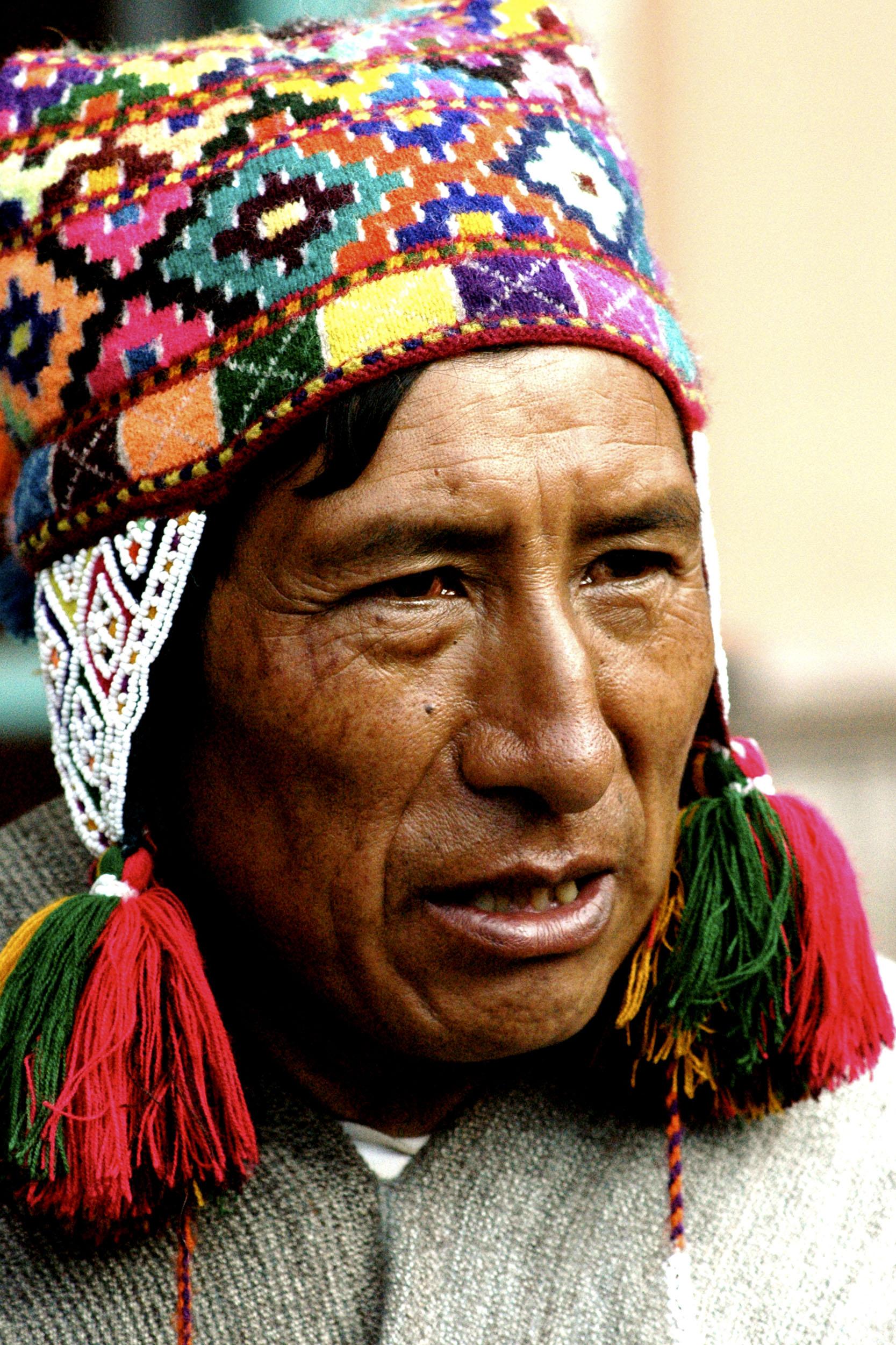 Don Jose Quispe