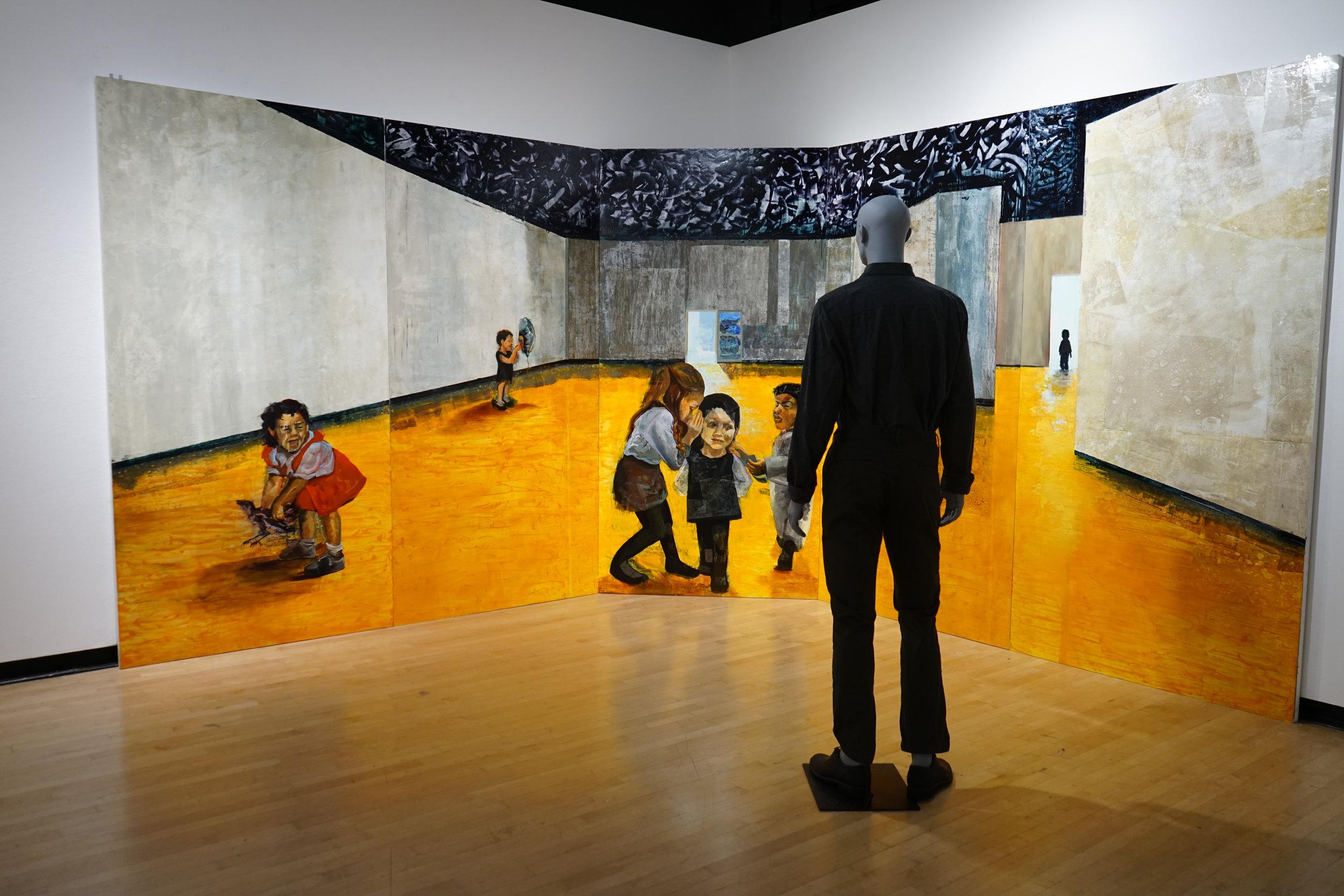 Prism Mock Resin & Oil + Man 8ft x 20ft