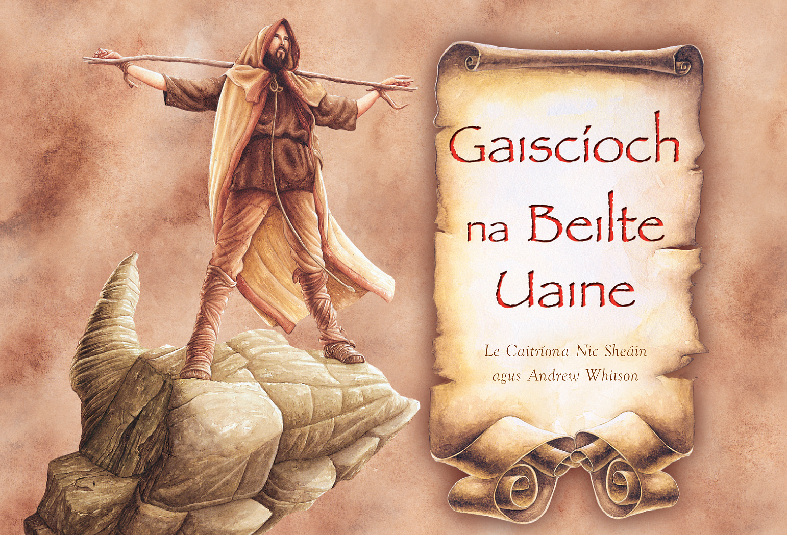 Gaiscioch na Beilte Uaine: Warrior of the Green Belt
