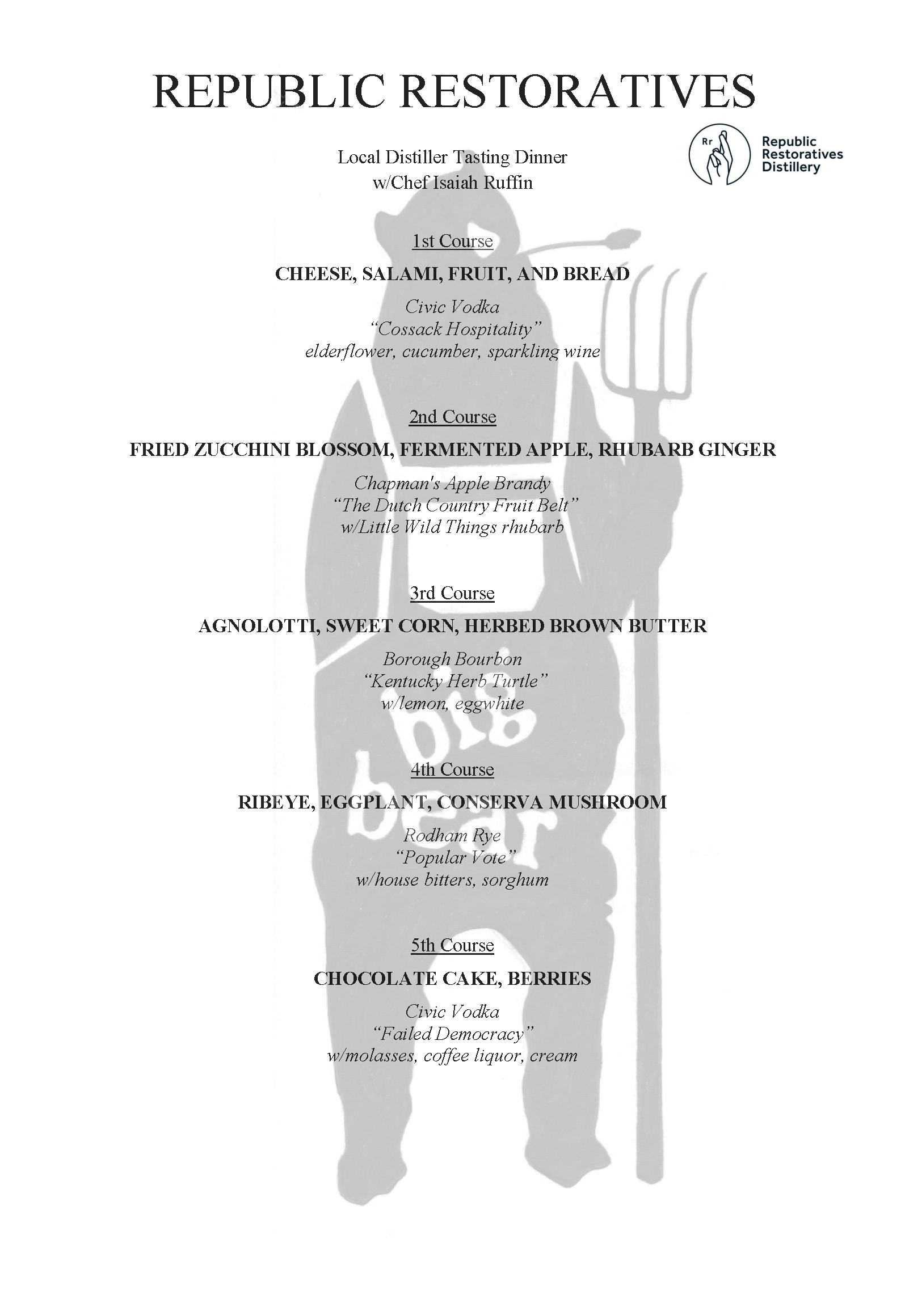 Republic Restoratives Menu.png