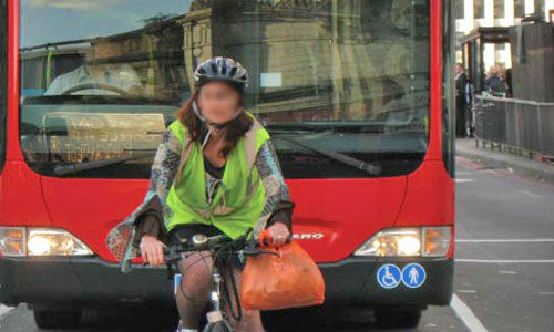 It takes a real woman to draft a Sydney Metrobus