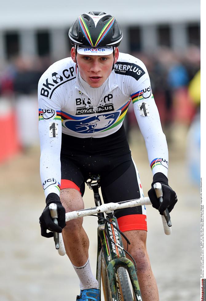 The ridiculously baby-faced Matheiu Van Der Poel