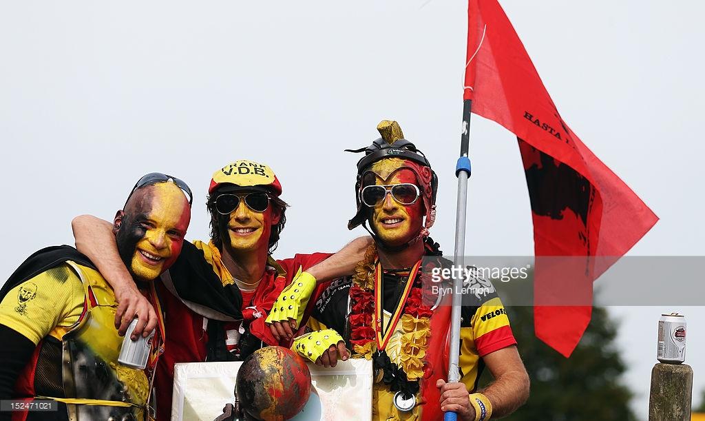 Bloody Belgians!